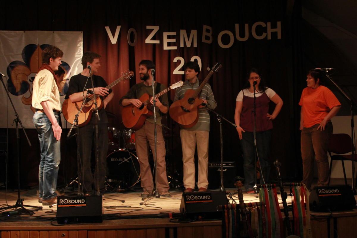 R&R tým - hymna Vozembouchu